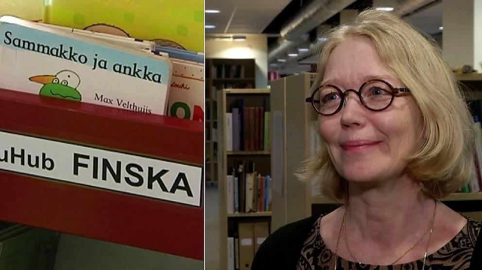 Anna Gezelius, Institutet för språk och folkminnen