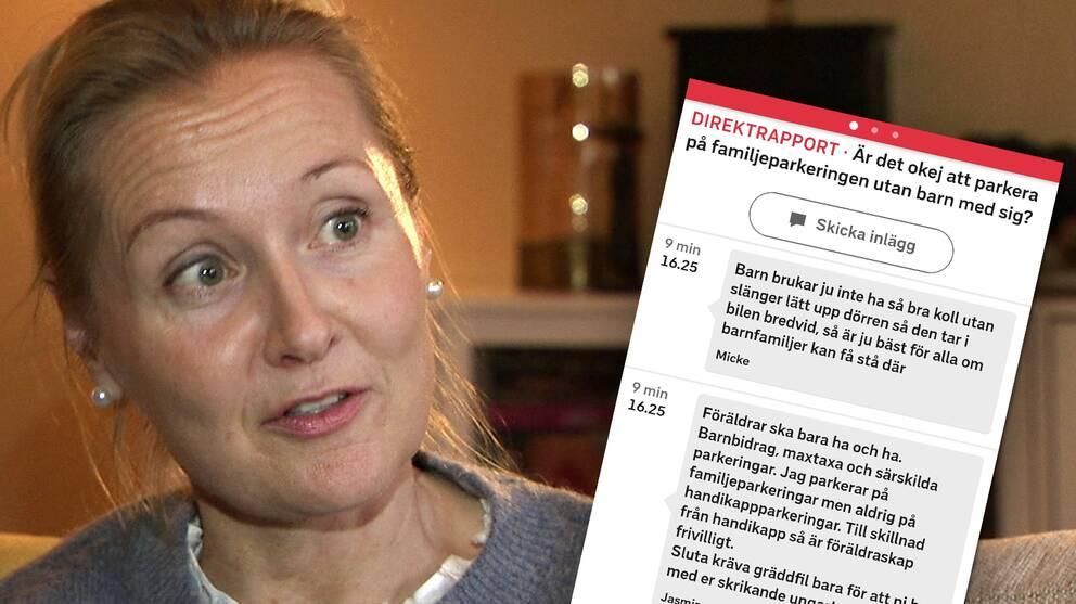 Beteendevetaren Sara Hållander