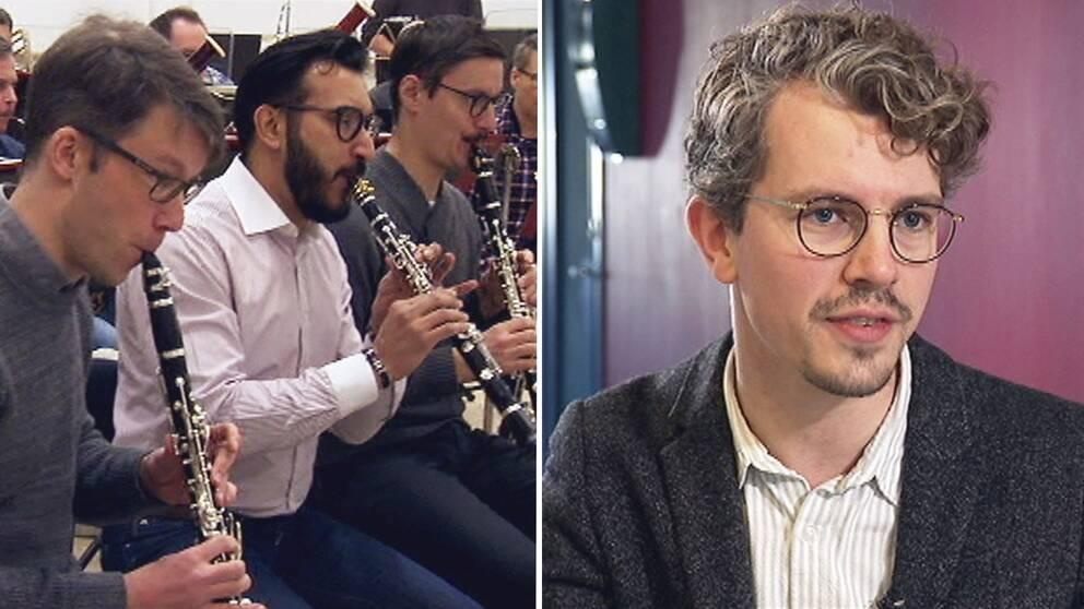 För första gången arrangeras tävlingen Blåsmusikpriset på Berwaldhallen i Stockholm.
