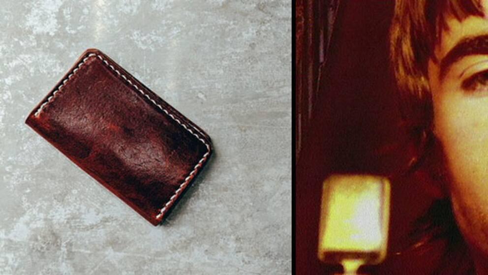 Plånboken försvann under en Oasiskonsert för 21 år sedan.