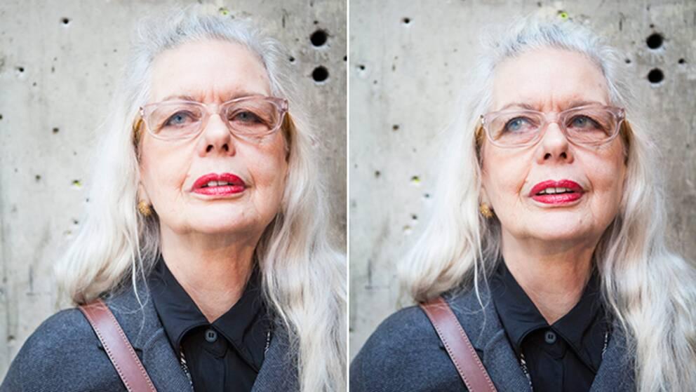 Marianne Lindberg de Geer, konstchef på Kulturhuset Stadsteatern.