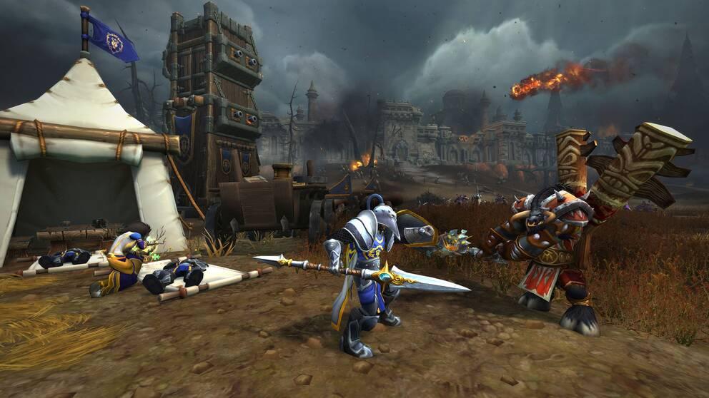 Spelet World of warcraft