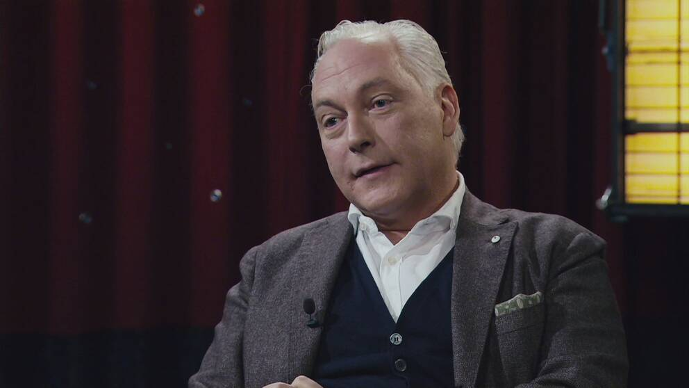 Advokaten Johan Eriksson