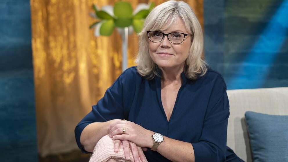 Gunilla Hasselgren.