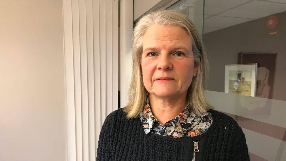 Lilian Elmqvist, områdeschef på Socialtjänsten i Jönköpings kommun.