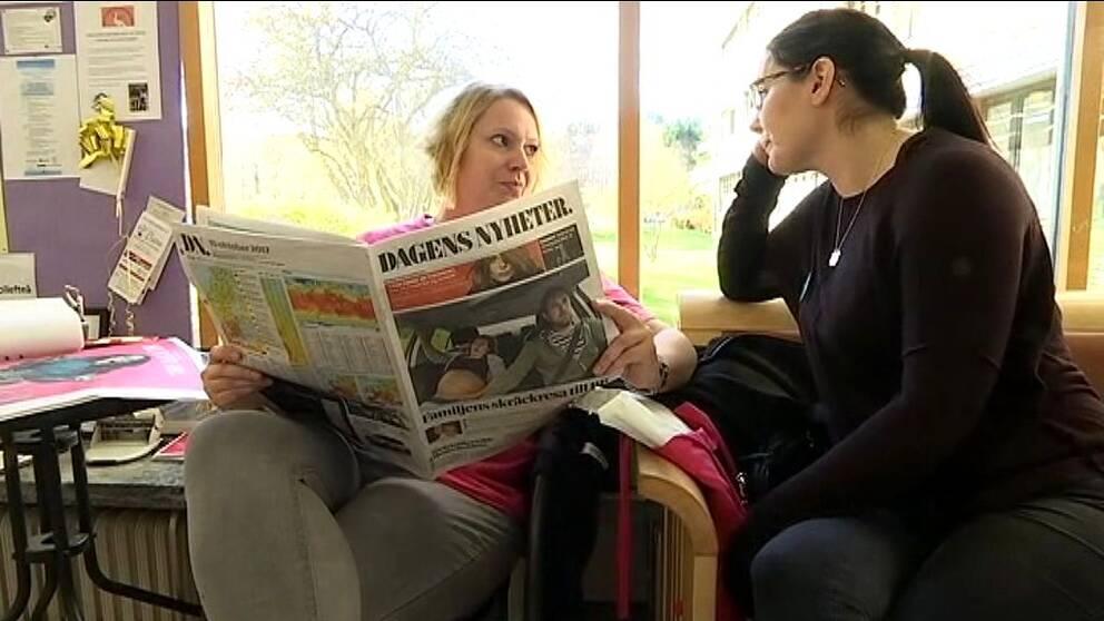 Den mediala uppmärksamheten kring BB-ockupationen har varit enorm – förutom svenska medier har även europeiska tidningar och TV-bolag skildrat aktionen.