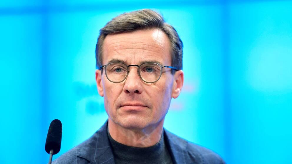 """Ulf Kristersson: """"C och L är lurade"""""""