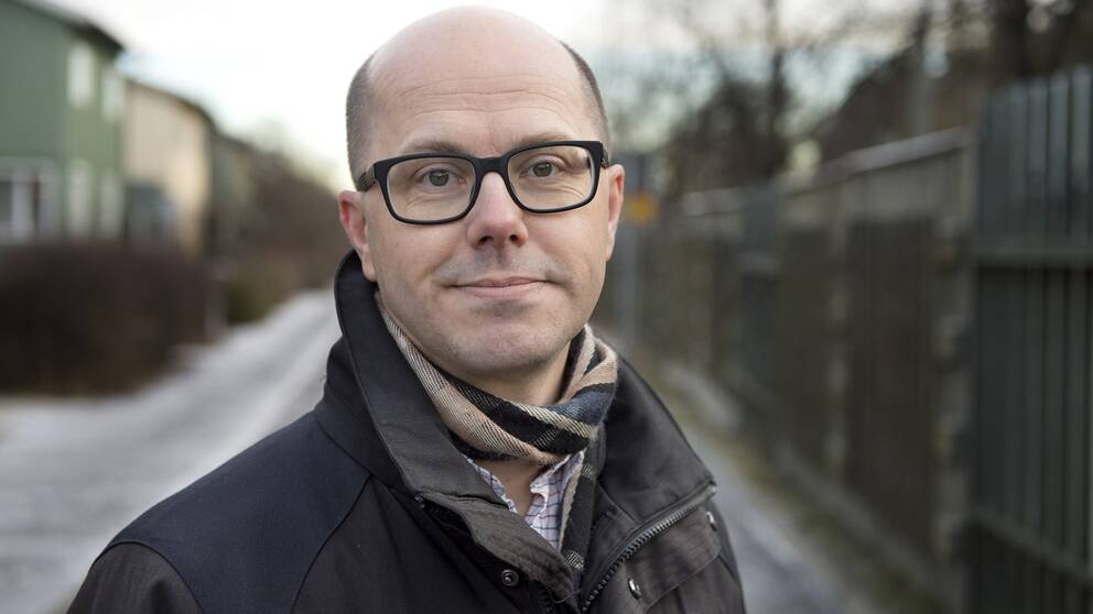 Jonas Eliasson, tidigare trafikdirektör i Stockholms stad.