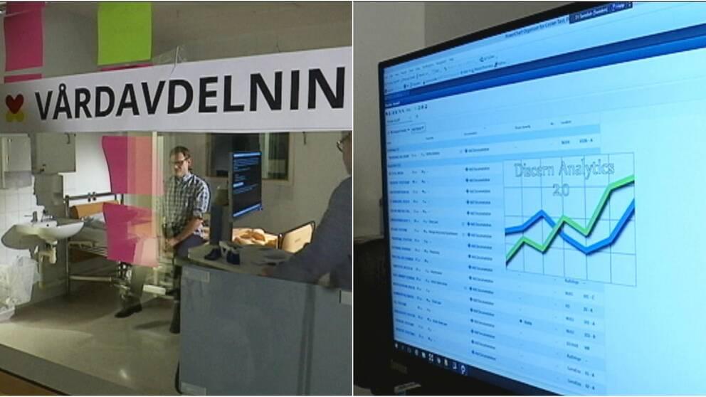 Region Skåne inför ett intelligent datasystem som kostar 1,3 miljarder kronor.