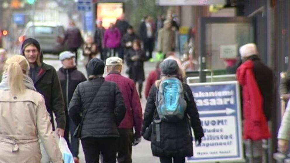 Medborgarlön testas i Finland