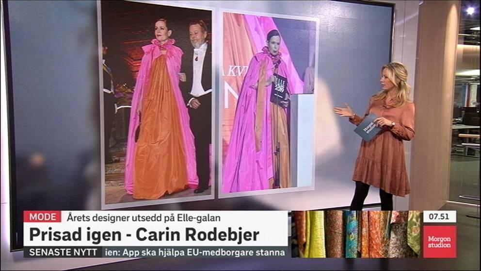 b4b276f347cf Trenden: Återanvända klänningar på röda mattan   SVT Nyheter