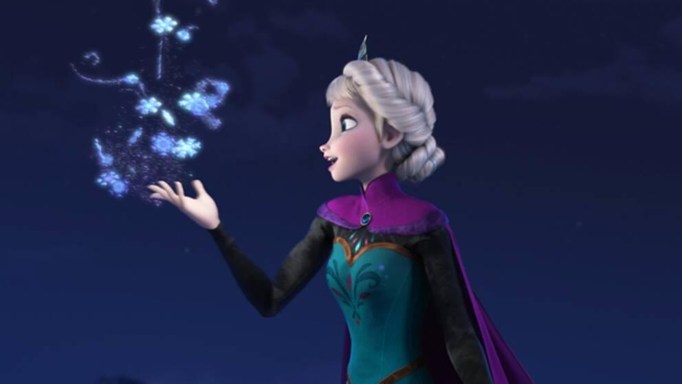 """""""Frost"""" är populär på bio."""