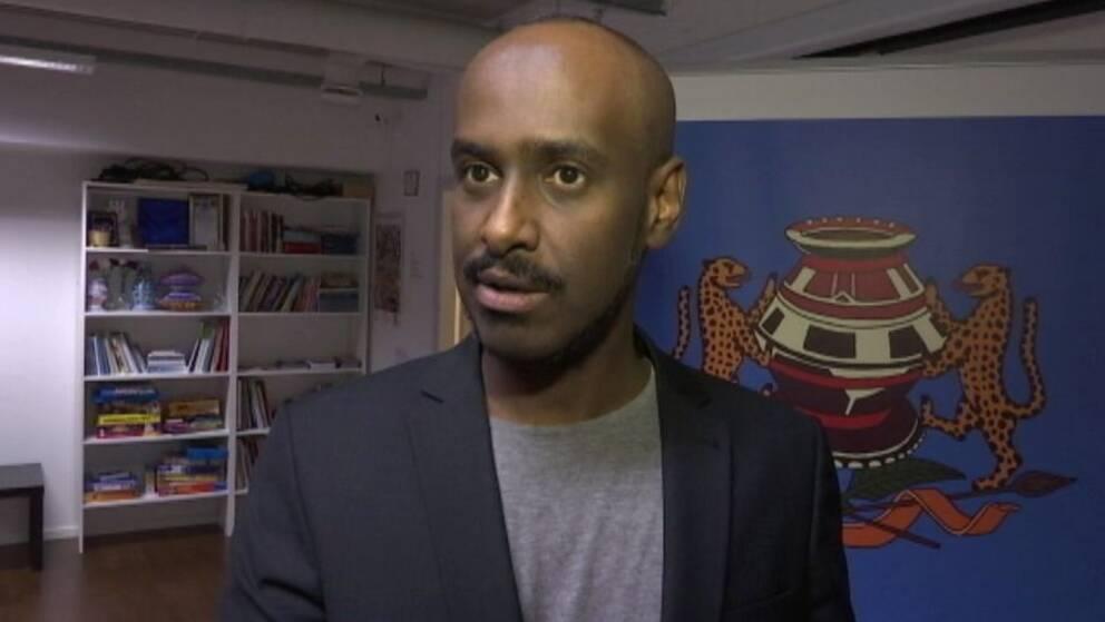 Mohamed Ali Jama, Finlands somaliska förbund