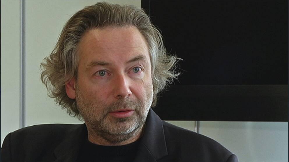 Mikael Rying, kriminolog. Arkivbild.