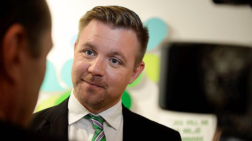 Fredrik Federley (C), EU-parlamentariker.