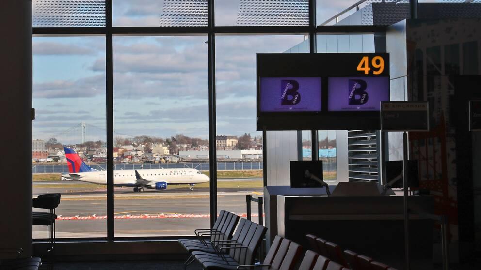 Flygplatsen LaGuardia