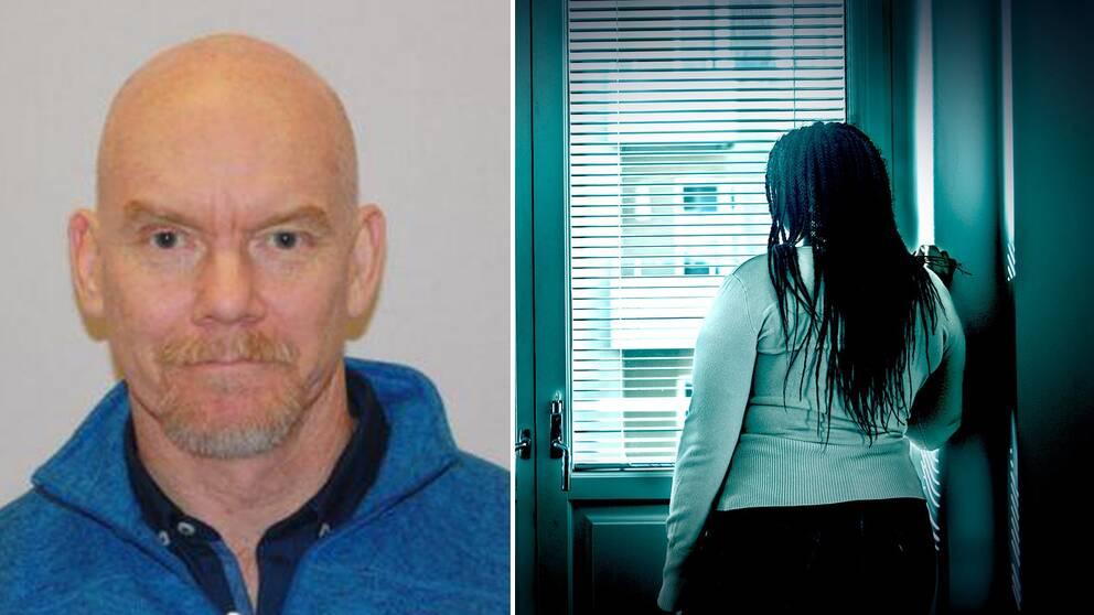 Peter Jacobsson är legitimerat psykolog och psykoterapeut på vuxenpsykatrin i Halland.