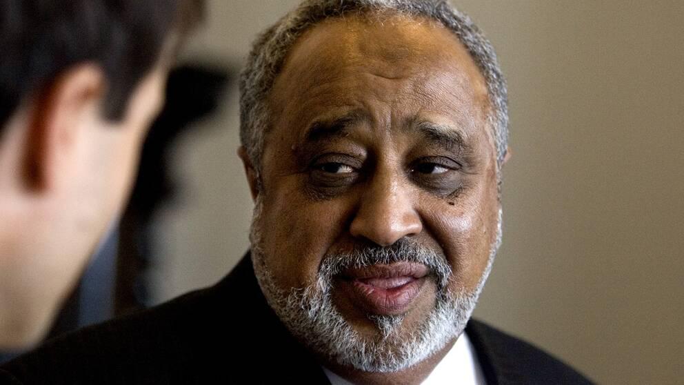 Den saudisk-etiopiske Preem-miljardären Mohammed al-Amoudi.
