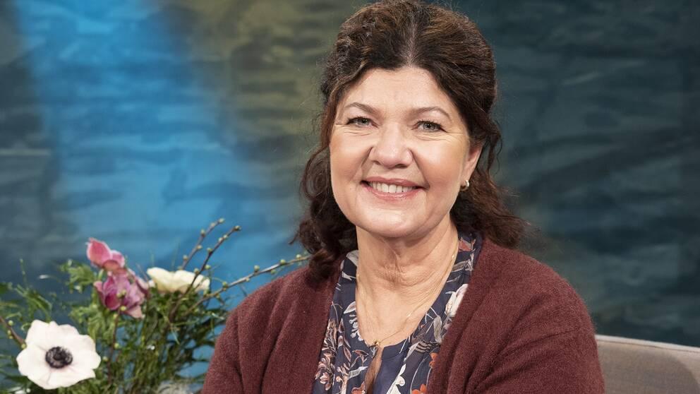 Karin Granberg, läkare i Fråga doktorn.