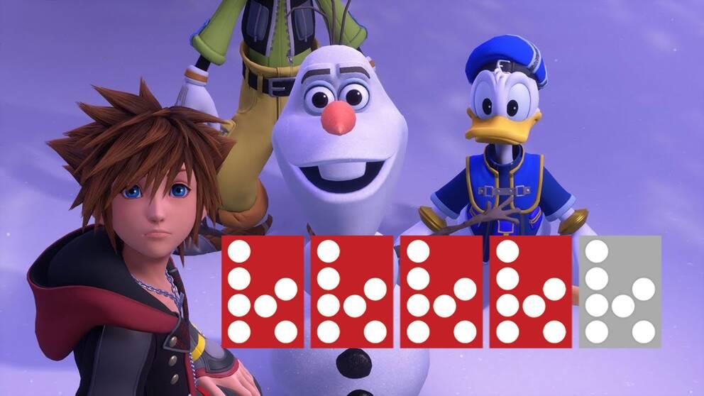 Sora, Olof från Frozen och Kalle Anka är bara några av de dussintals karaktärerna i Disney och Final Fantasy-hybriden Kingdom Hearts 3.