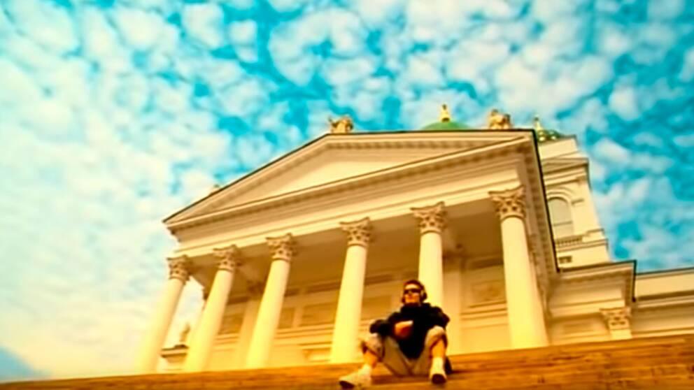 Bild från videon