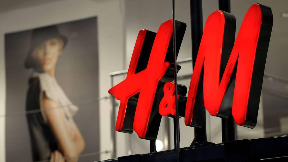 H&M-butik
