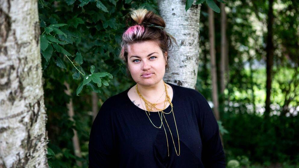 """Karin """"Kakan"""" Hermansson."""