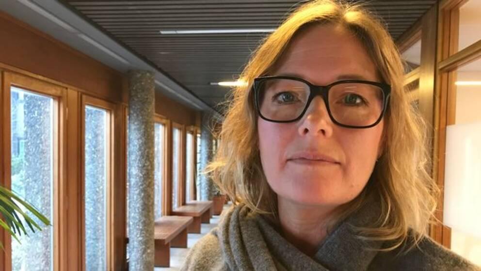 Partille kommuns samhällsbyggnadschef Sofia Hellberg.
