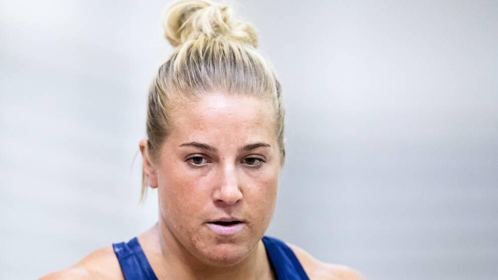 Fanny Roos slog till med nytt svenskt rekord igen.