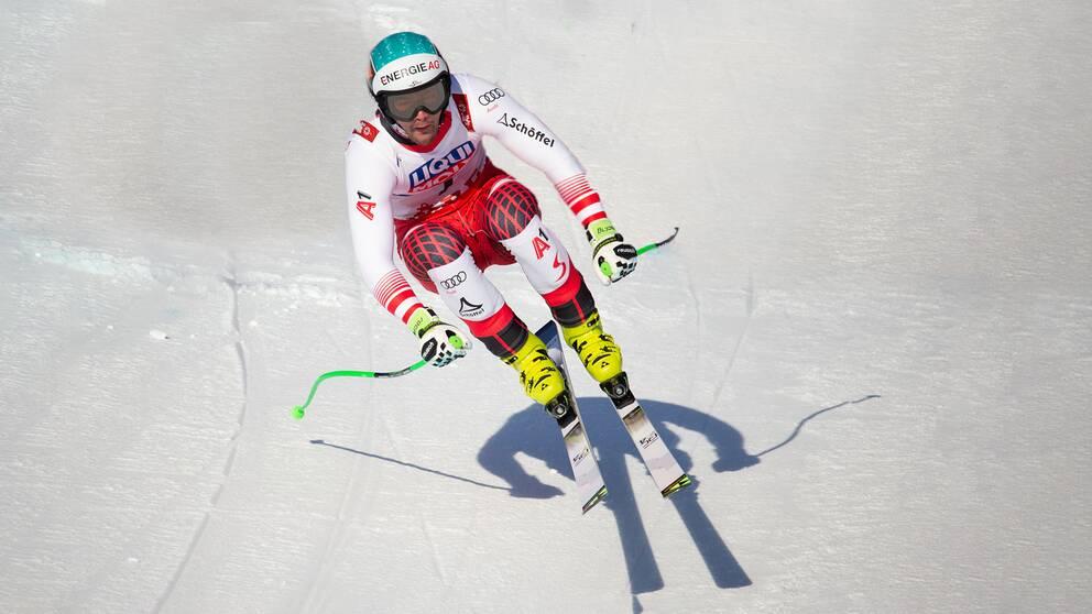 Vincent Kriechmayr, Störtlopp i Åre