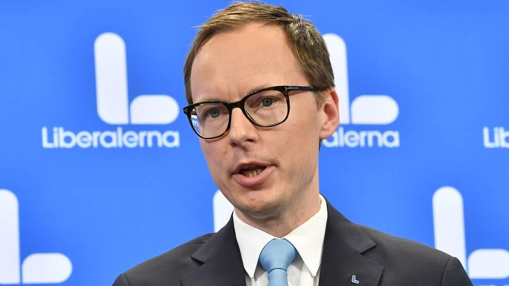 Liberalernas ekonomiskpolitiske talesperson Mats Persson lämnar nu sin post