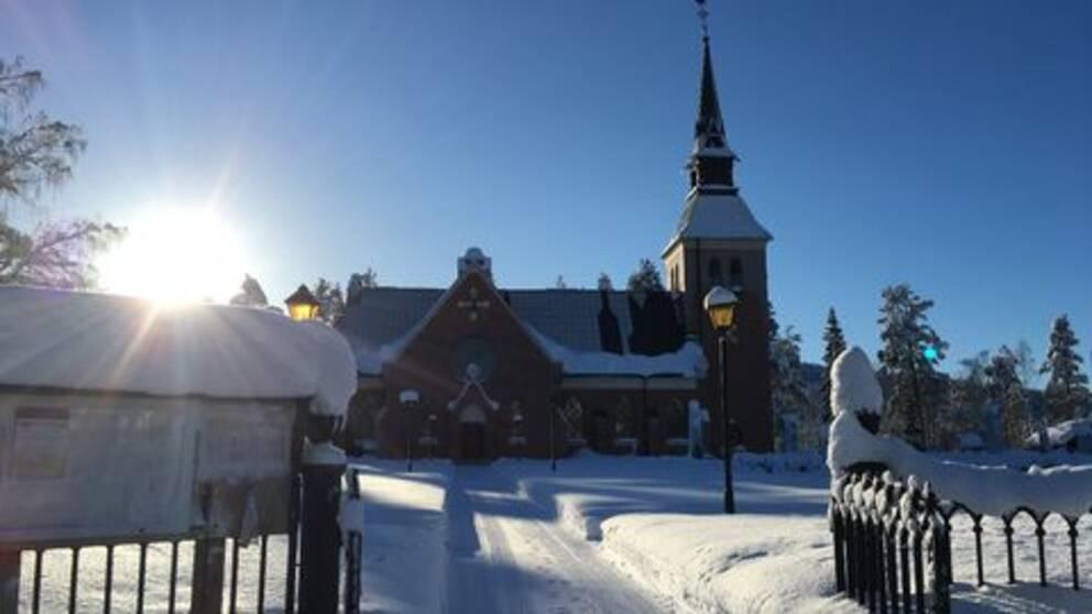 Stuguns kyrka