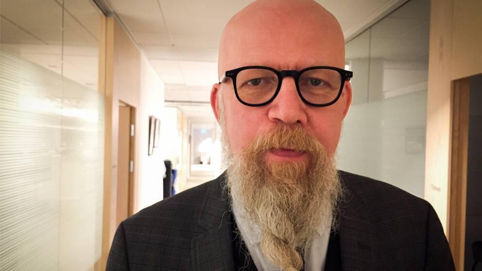 Daniel Nordström, ansvarig utgivare VLT