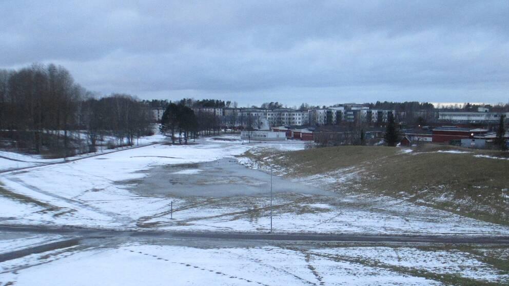 Norrköping den 10 febr. Vilbergen.