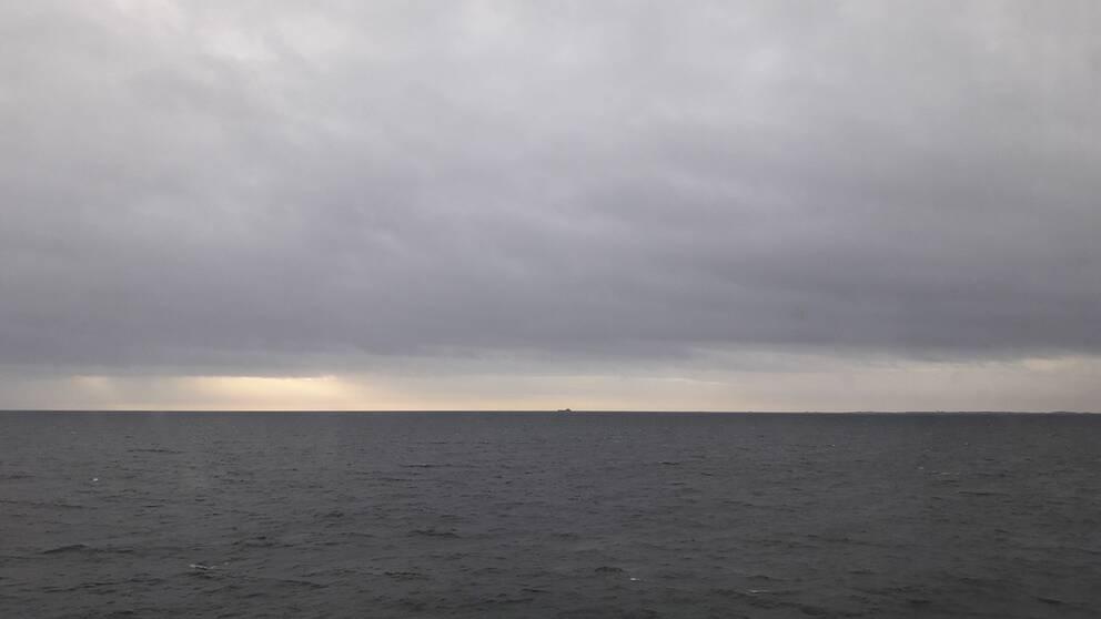 Ålands hav 10 februari kl 0830
