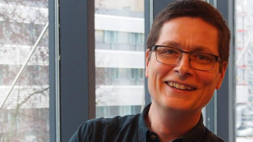 Tomas Roslin är professor i insektsekologi på SLU, Sveriges lantbruksuniversitet.