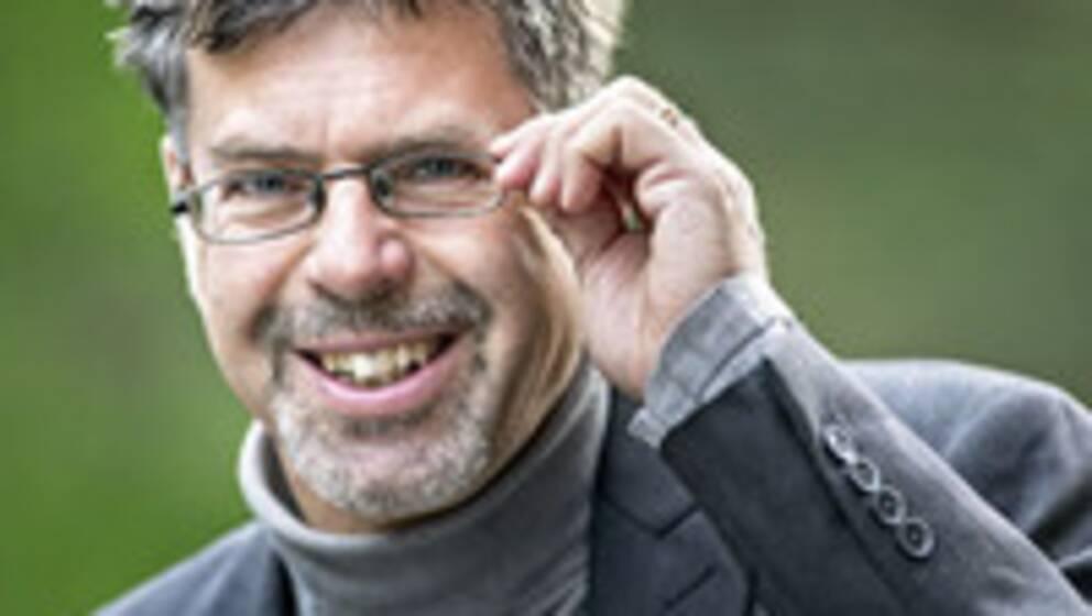 Niklas Arvidsson, docent och lektor i industriell dynamik vid Kungliga Tekniska Högskolan i Stockholm.