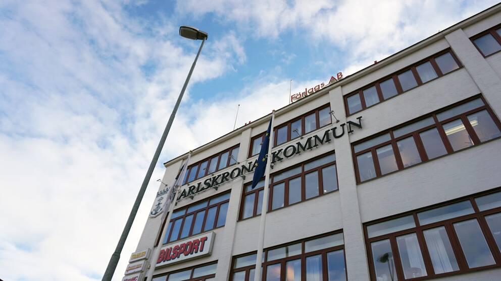 Karlskrona kommun, Karlskrona
