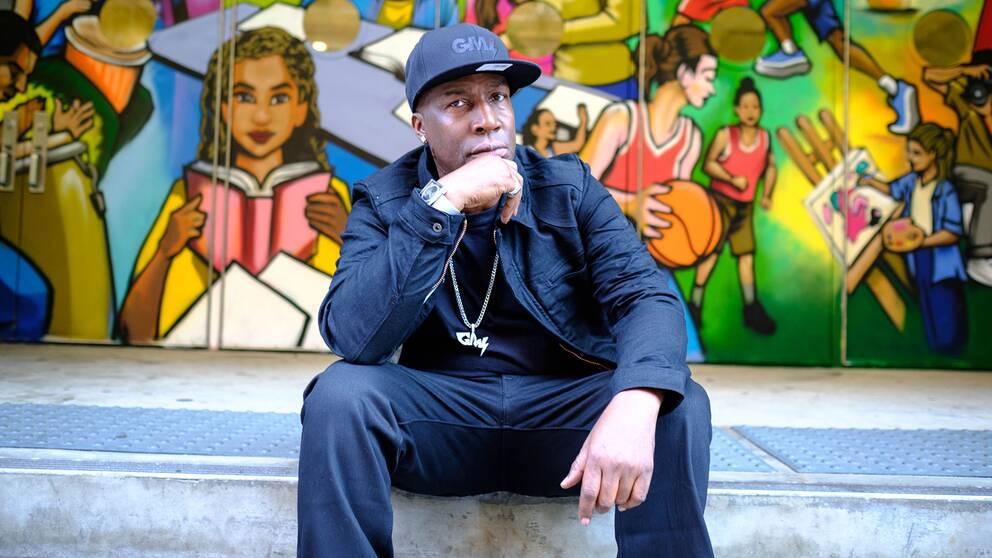 Grandmaster Flash, som egentligen heter Joseph Saddler, är en av de viktigaste pionjärerna inom hiphop.