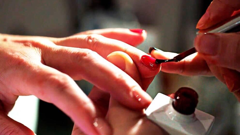 Uppdrag granskning om nagelsalonger.