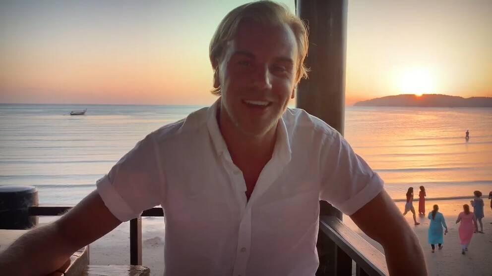 """Robin """"Mos"""" Andersson har vunnit Paradise Hotel flera gånger. Klicka på klippet för att höra hans Bästa alla hjärtans dag-tips."""