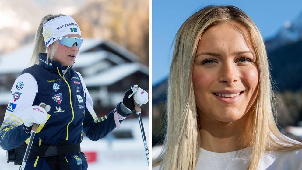VM-uttagna Frida Karlsson är redo för världscupdebuten.