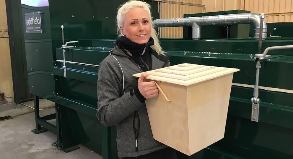 Josefin Lundqvist har startat ett hästkreatorium