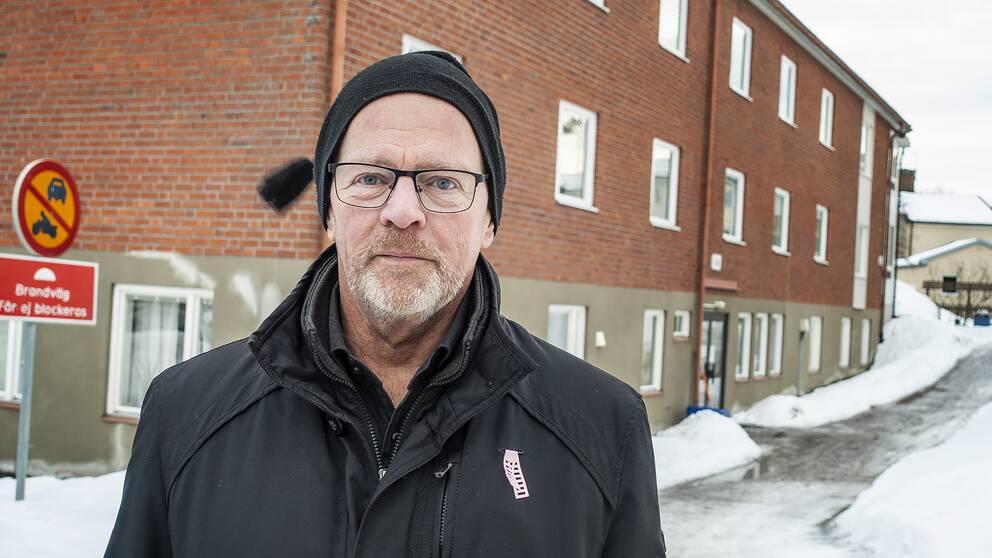 Christer Engström, kommunchef i Ovanåker.