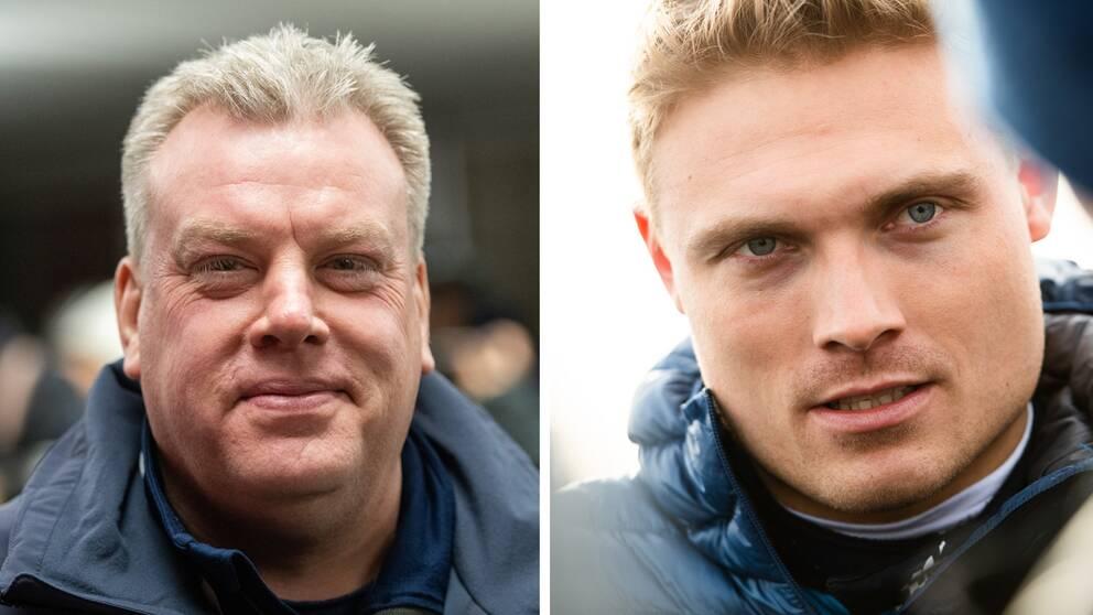 """SVT Sports expert Jonas Kruse ger Pontus Tidemand """"knappt godkänt"""" efter insatsen i Svenska rallyt."""