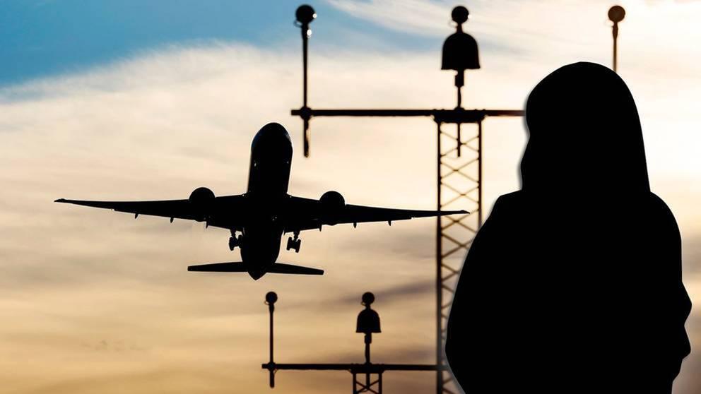 Flygplansaktivist döms till dagsböter