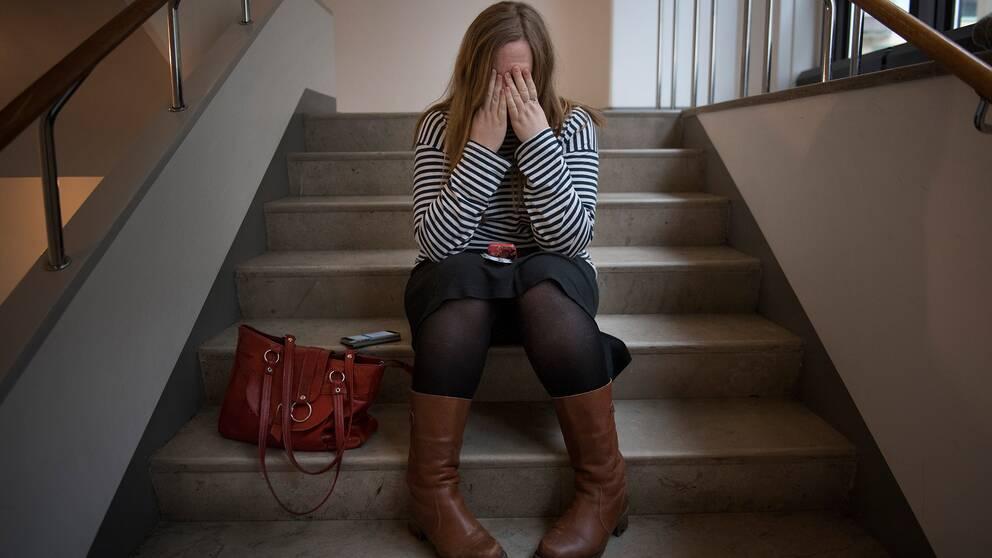 1,4 miljoner svenskar upplever att de mår dåligt på grund av sitt arbete.
