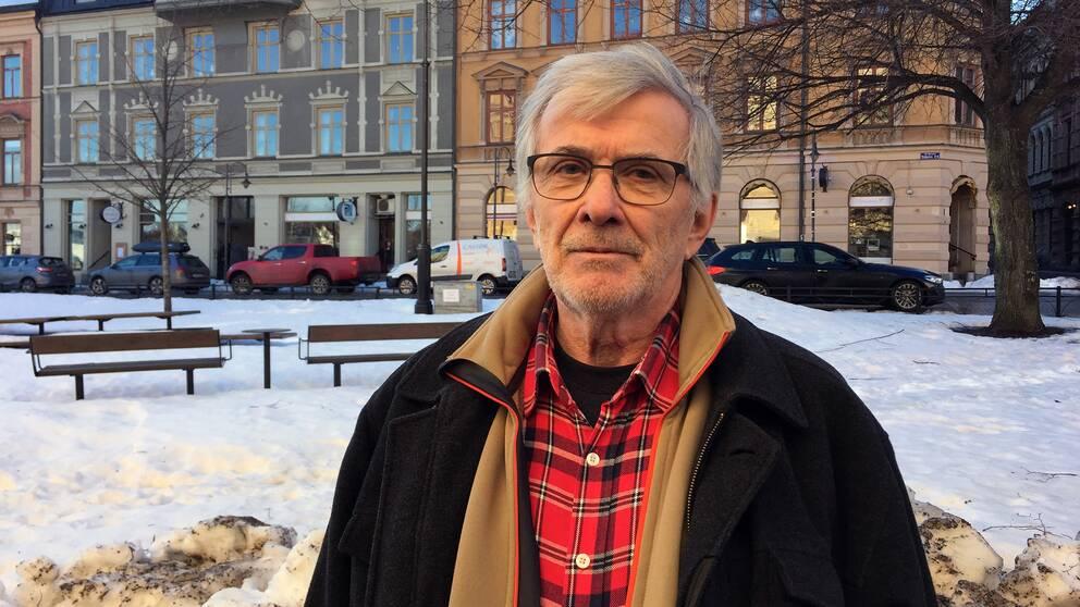 Lars-Göran Stomberg från Djupröra