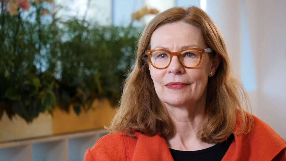 Swedbanks vd Birgitte Bonnesen