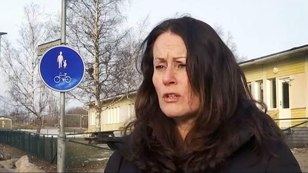Ulrika Linné är förskolechef för Västra Bro förskolor som omfattas av förskolorna Norrgrinden, Råby och Norrängen.